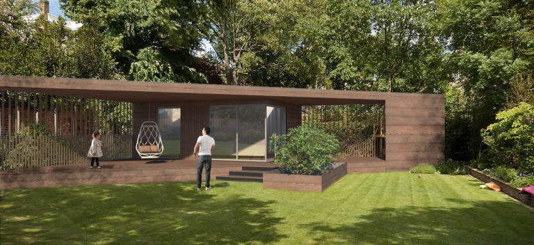Crannog Garden Rooms Ireland - Sheelin